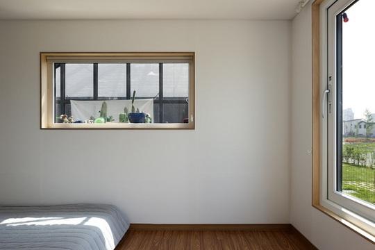 Ngôi nhà với phong cách tối giản đẹp như trong phim ở Hàn Quốc - Ảnh 9.