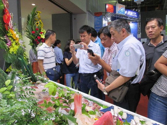 Xây dựng thương hiệu hải sản Việt Nam - Ảnh 1.