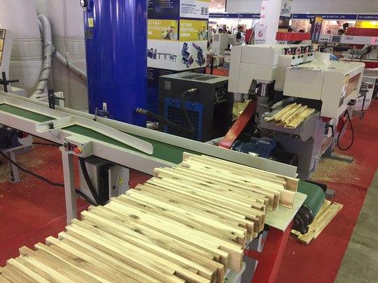 Ngành gỗ đầu tư mạnh cho thiết kế, công nghệ - Ảnh 1.