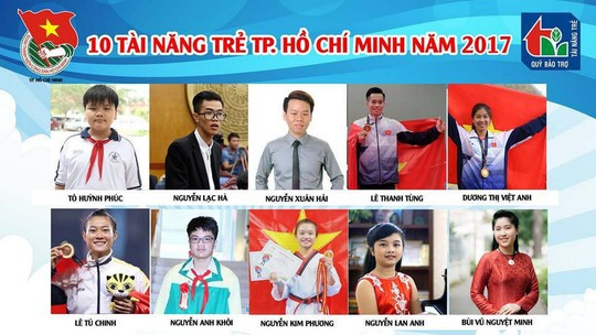5/10 tài năng trẻ TP HCM là VĐV - Ảnh 1.