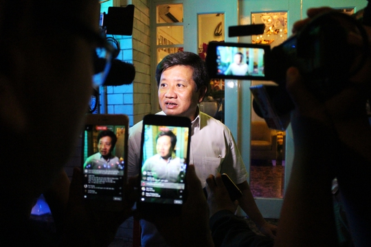 Quán triệt với chính quyền địa phương, ông Hải chỉ đạo nếu phường tiếp tục để tình trạng lấn chiếm tái diễn sẽ kỷ luật chủ tịch phường.