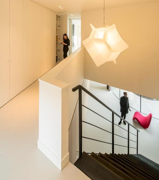 Dinh thự thiết kế mở mà vẫn riêng tư tuyệt đối