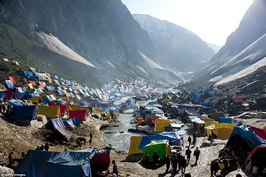 Những điểm cắm trại độc đáo nhất thế giới, trong đó có Sơn Đoòng - Ảnh 11.