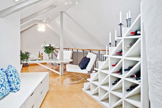 Chiêm ngưỡng căn hộ áp mái có giá 17 tỉ đồng - Ảnh 11.