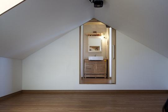 Ngôi nhà với phong cách tối giản đẹp như trong phim ở Hàn Quốc - Ảnh 10.