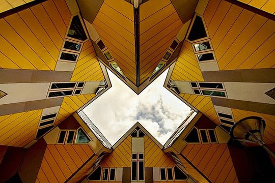 Chiêm ngưỡng những ngôi nhà độc đáo nhất thế giới - Ảnh 8.
