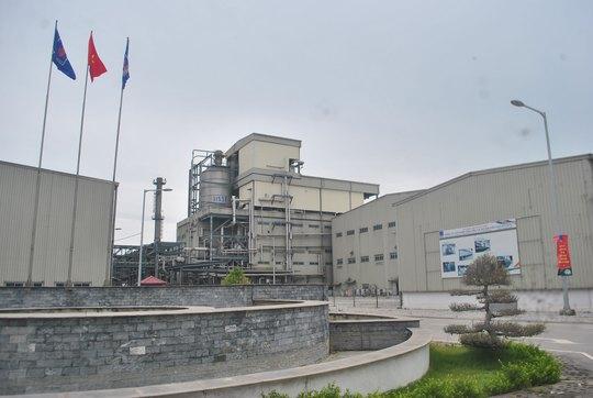 Nhà máy Sản xuất xơ sợi Đình Vũ thuộc diện quản lý của Bộ Công Thương đã ngưng hoạt động Ảnh: HOÀI DƯƠNG
