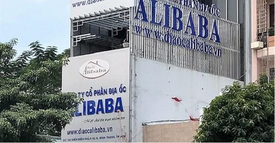 Sở TN-MT TP HCM lên tiếng cảnh báo về địa ốc Alibaba - Ảnh 1.