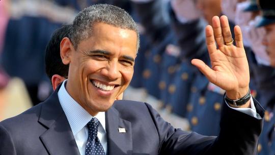 Cựu tổng thống Mỹ Barack Obama