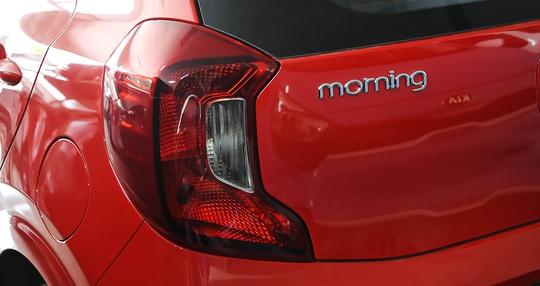 Chi tiết chiếc Kia Morning Van 2017 đầu tiên về Việt Nam - Ảnh 8.
