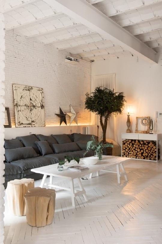 Những phòng khách tuyệt đẹp khiến ai cũng muốn của nhà mình