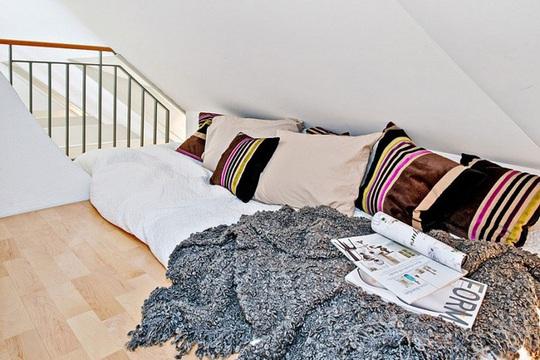 Chiêm ngưỡng căn hộ áp mái có giá 17 tỉ đồng - Ảnh 12.