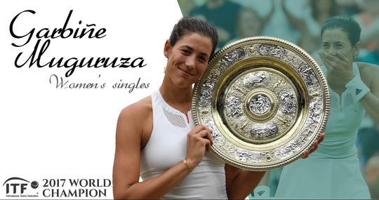 Nadal và Muguruza được quần vợt thế giới tôn vinh - Ảnh 5.