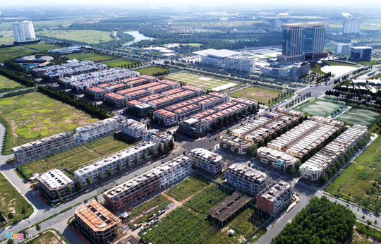 Thành phố 1.000 ha nhiều năm hoang vắng ở Bình Dương - Ảnh 13.
