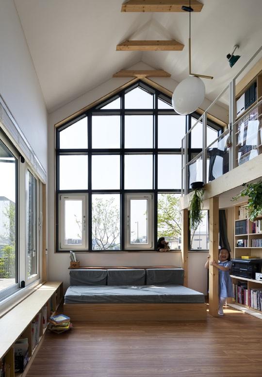 Ngôi nhà với phong cách tối giản đẹp như trong phim ở Hàn Quốc - Ảnh 12.