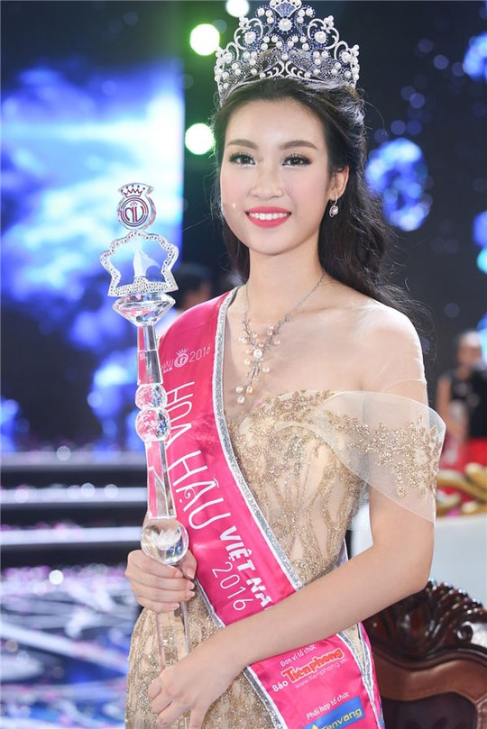 Hoa hậu Đỗ Mỹ Linh được đề cử thi Hoa hậu Thế giới 2017 - Ảnh 1.