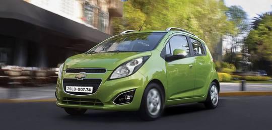 Liên tục giảm giá, ô tô cỡ nhỏ ngày càng rẻ - Ảnh 3.