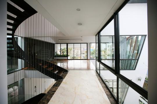 Biệt thự 700 m2 thiết kế tinh tế ở Hà Nội - Ảnh 14.