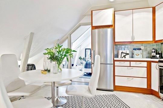 Chiêm ngưỡng căn hộ áp mái có giá 17 tỉ đồng - Ảnh 14.