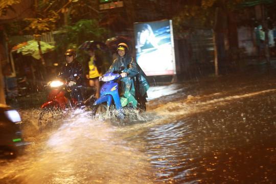 Bão số 14 gây mưa to gió lớn ở TP HCM - Ảnh 3.
