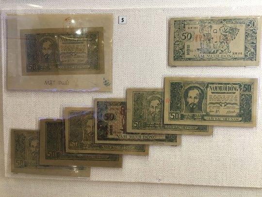 Tiền tài chính 1945-1950