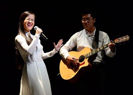 Ca sĩ Hồng Nhung sẽ trình diễn trong chương trình. (Ảnh do chương trình cung cấp)