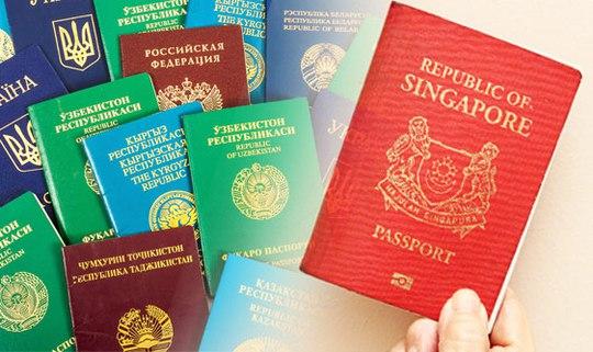 Hộ chiếu Singapore quyền lực nhất thế giới