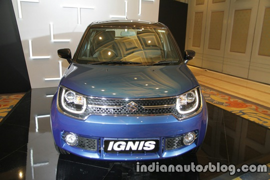 Suzuki Ignis - crossover cỡ nhỏ có giá bán từ 152 triệu đồng