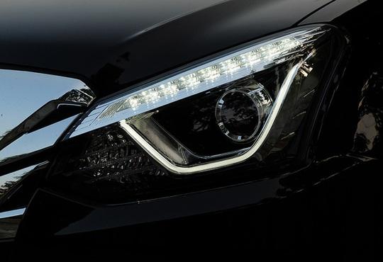 Cận cảnh SUV cỡ trung Isuzu MU-X 2017 vừa ra mắt