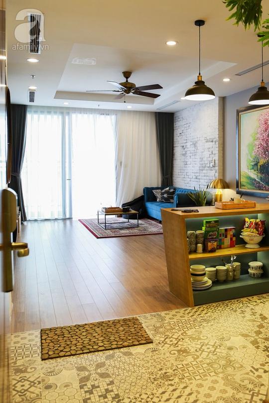 Chi 300 triệu để biến căn hộ thành nơi nghỉ dưỡng ngay tại Hà Nội - Ảnh 15.