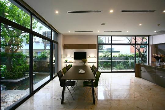 Biệt thự 700 m2 thiết kế tinh tế ở Hà Nội - Ảnh 15.