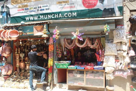 Nepal: Lạc lối ở Thamel - Ảnh 4.