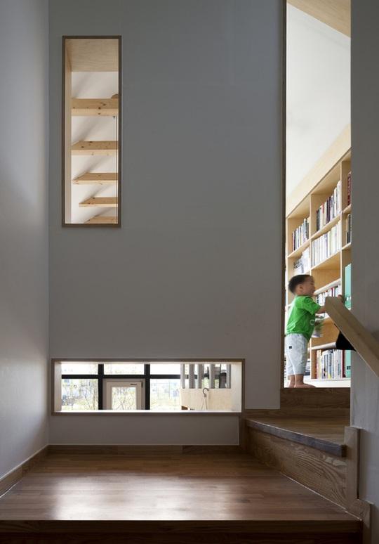 Ngôi nhà với phong cách tối giản đẹp như trong phim ở Hàn Quốc - Ảnh 14.