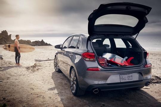 Xe gia đình Hyundai Elantra GT 2018 có giá 460 triệu đồng - Ảnh 4.