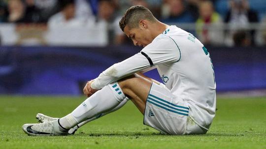 Sa sút phong độ, Ronaldo sắp bị Neymar chiếm chỗ - Ảnh 2.