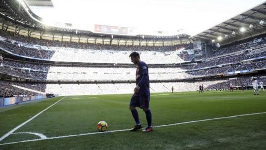 Messi dành 83% thời gian trận El Clasico để... đi bộ - Ảnh 1.