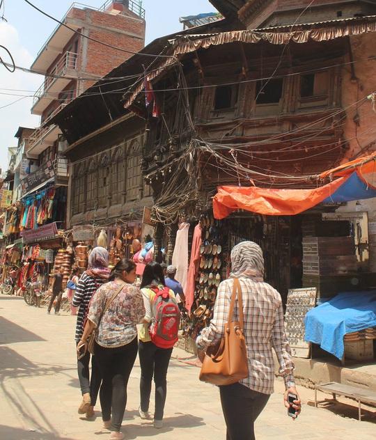 Nepal: Lạc lối ở Thamel - Ảnh 13.