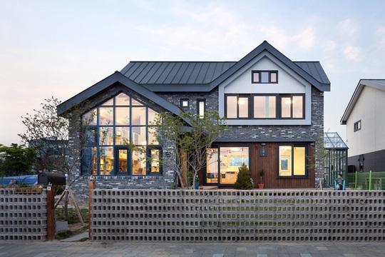 Ngôi nhà với phong cách tối giản đẹp như trong phim ở Hàn Quốc - Ảnh 15.