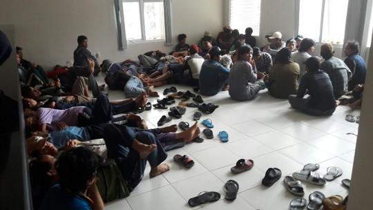 Gió mạnh dần, Côn Đảo đón 1.000 người tránh bão số 16 (Tembin) - Ảnh 5.