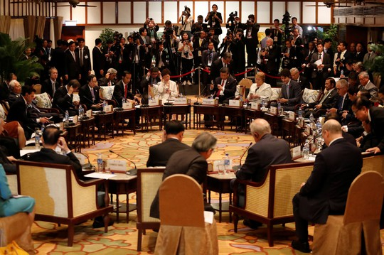 Hợp tác sâu rộng giữa Việt Nam và thế giới - Ảnh 1.