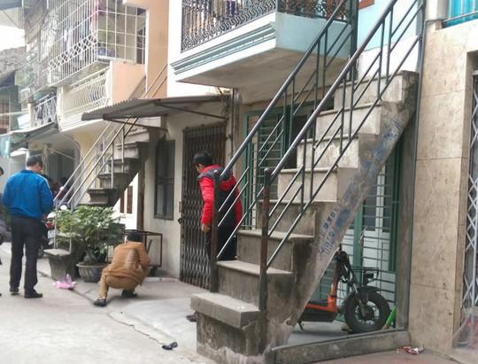 Ngáo đá, gã đàn ông đâm trọng thương phó công an phường - Ảnh 2.