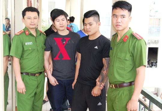 Nguyễn Khắc Ngọc (tức Ngọc cố - dấu X) là đối tượng côn đồ, cộm cán, đang bị truy tố tội gây rối trật tự công cộng là một trong 2 kẻ cầm đầu mở sới bạc