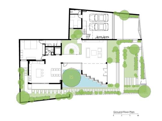 Biệt thự 700 m2 thiết kế tinh tế ở Hà Nội - Ảnh 17.