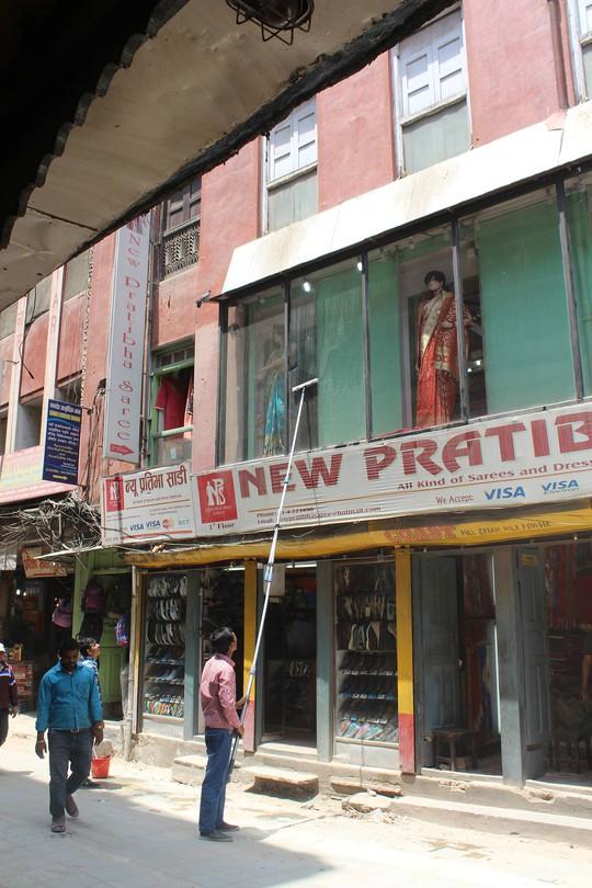 Nepal: Lạc lối ở Thamel - Ảnh 2.