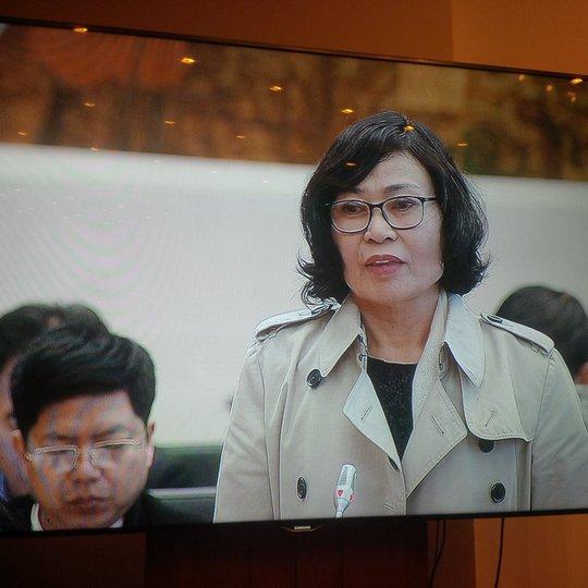 Thứ trưởng Bộ Tài chính, Tổng Giám đốc Bảo hiểm xã hội Việt Nam Nguyễn Thị Minh cho biết có người đi khám bệnh hàng trăm lần/tháng