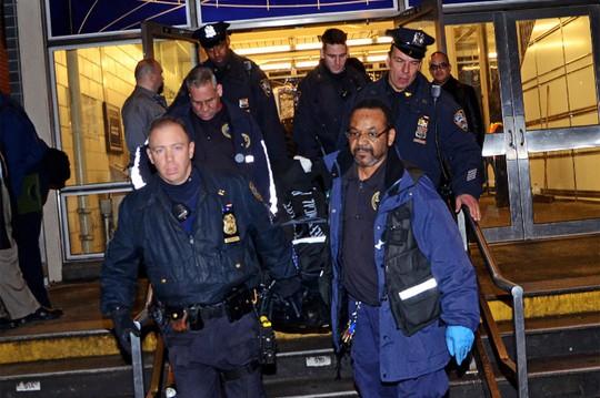 Cảnh sát phát hiện thi thể của Rodriguez vào khoảng 2 giờ 40 phút (giờ địa phương) sáng 8-3. Ảnh: Daily Mail