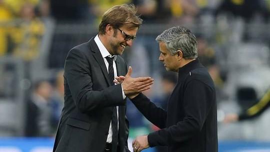 Jurgen Klopp thông cảm với tình hình của Mourinho hiện tại