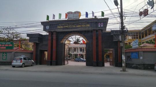 Trường THPT Tiên Lãng