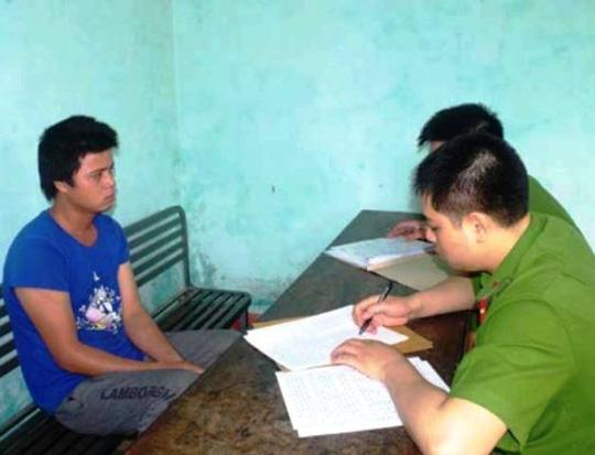 Nghi phạm hiếp dâm Trần Văn Truyền - Ảnh: Công an nhân dân
