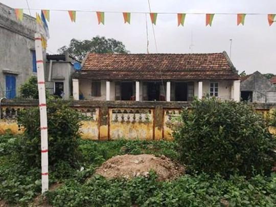 Ngôi nhà nơi xảy ra vụ nổ khiến 3 người chết, 1 người bị thương